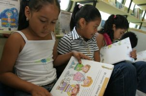 Los centros educativos contarán con bibliotecas de aulas. ARCHIVO