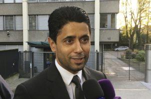 Nasser al-Khelaifi Foto AP