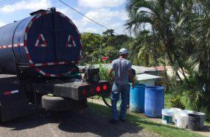 El Idaan proyecta construir  nuevas plantas potabilizadoras para el área metropolitana  y Panamá Oeste, para atender la demanda. Archivos