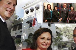 Los Varelaleaks revelaron presuntas irregularidades y faltas graves a la ética por parte de la  procuradora Kenia Porcell.  Ilustración Panamá América