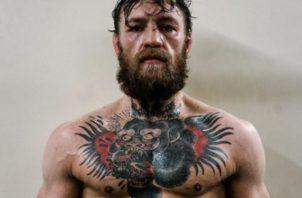 Conor McGregor volverá en enero.