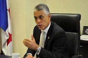 Jorge Luis González, exministro y directivo del Canal del Panamá. Archivo