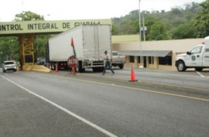 Centro de Control de Guabalá.  Archivo