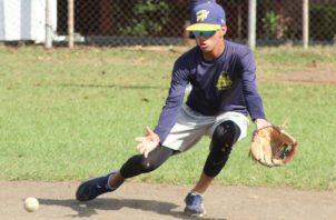 Herrera debutará en el juvenil visitando Bocas del Toro. Foto Fedebeis