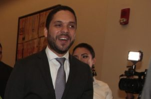 David Díaz, subsecretario general del Ministerio Público.