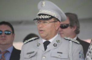 """Con el nuevo gobierno de Laurentino Cortizo, Jacinto """"Chinto"""" Gómez fue enviado de vacaciones, posteriormente fue suspendido."""