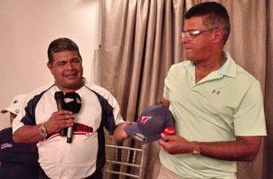 Manuel Rodríguez dirigirá a Veraguas en el torneo mayor. Cortesía