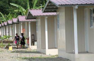Muchas soluciones habitacionales quedaron en promesas. Archivo