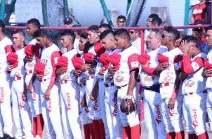 El equipo coclesano ganó sus tres partidos en casa. Foto:Fedebeis