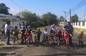 En la actividad participaron niños de 3 hasta los 17 años. Fepaci
