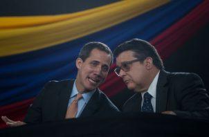 Juan Guaidó. FOTO/EFE
