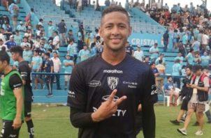 """""""Gaby"""" Torres marcó dos goles el fin de semana en pretemporada. Cortesía"""