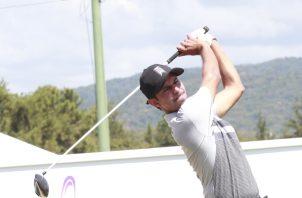 Miguel Ordóñez finalizó T42, tras acumular 309 golpes en el Latin America Amateur Championship. Anayansi Gamez