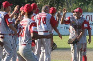 Coclé partió como favorito para su cruce de la serie de ocho del Campeonato Nacional de Béisbol Juvenil. Fedebeis