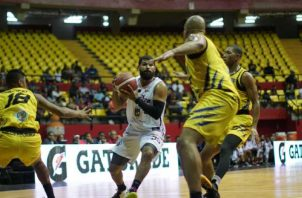 Los Caballos de Coclé fueron los mejores durante la ronda regular de la Liga Panameña de Baloncesto. Cortesía/LPB
