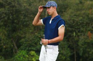 Lúa Pousa   y Jean Paul Ducruet son destacados jugadores del golf junior panameño. Anayansi Gamez