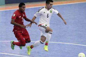 Panamá vuelve a enfrentar a México. Foto: EFE