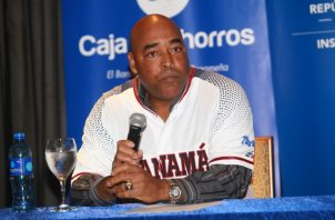 Luis Ortiz es el director del seleccionado panameño. Foto: Anayansi Gamez