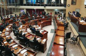 El presidente Laurentino Cortizo había pedido que se acelerara su discusión. Archivo
