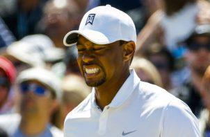 Tiger es el vigente campeón del Masters.