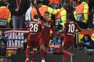 Liverpool sería perjudicado porque tiene 25 puntos de ventaja. Foto EFE
