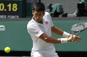 Novak Djokovic lidera el ranking de tenis. Foto AP