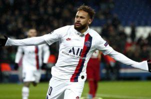 Neymar dejó París hace unas semanas.