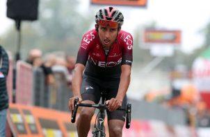 El colombiano Egan Bernal es el último campeón del Tour de Francia. @Egan Bernal