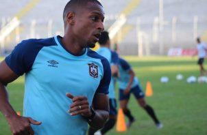 El panameño fue el máximo goleador en la liga salvadoreña el torneo pasado con 19 dianas. Foto:@cdaguilaoficial