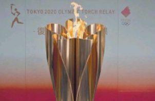 Antorcha Olímpica. Foto: AP