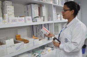 El grupo de farmacéuticos dice que cuenta con toda la documentación. Archivo.