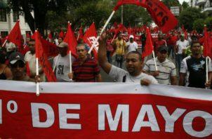 Este 1 de mayo no habrá marchas, solo calles vacías