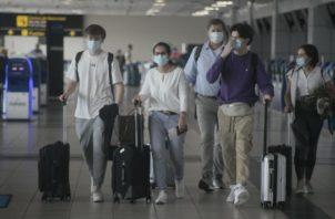 El Aeropuerto Internacional de Tocumen solo se usa para vuelos de tipo humanitario.