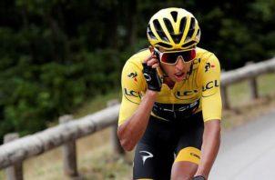 Bernal es el campeón del Tour de Francia.