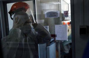 Panamá ha logrado evitar un crecimiento del número de infectados que pongan en peligro la capacidad sanitaria. Cortesía EFE