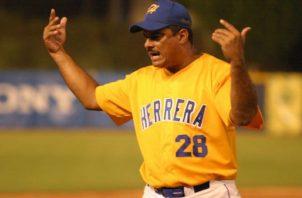 Manuel Rodríguez padre, líder de todos los tiempos de jonrones en la pelota panameña. Foto: Archivo