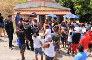Hay personas en Panamá que todavía se quejan de que no han recibido ayuda económica del Estado.