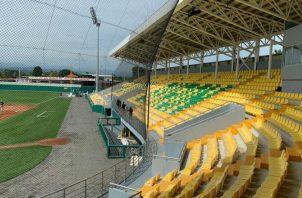 Estadio Calvin Byron. Foto: Pandeportes