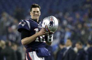 Tom Brady. Foto: AP