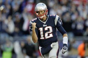 Brady dejó los Patriots.