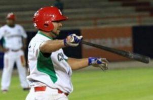El chiricano Jonathan Saavedra es el pelotero activo con más alto promedio de bateo en el béisbol mayor.