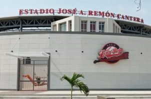 Estadio Remón Cantera de Aguadulce. Foto:Pandeportes