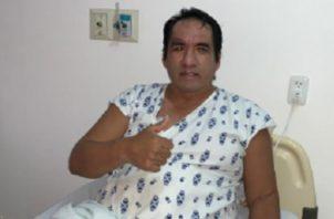 Verástegui fue hospitalizado después de dar positivo de COVID-19.