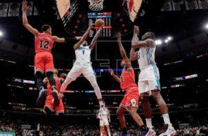 La NBA se paralizó por el COVID-19. Foto:EFE