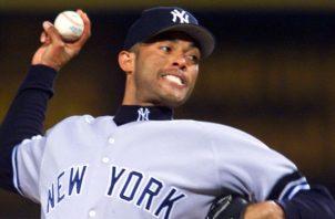 Mariano Rivera. Foto: @Yankees_Beisbol
