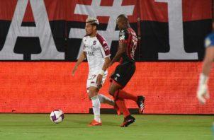 Adolfo Machado cree que Alajuelense puede remontar al Saprissa. Foto:Twitter