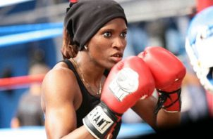 Atheyna Bylon, una de las figuras del boxeo aficionado panameño. Foto: Anayansi Gamez