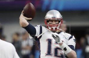 Tom Brady firmó con los Bucaneros de Tampa Bay. Foto: EFE