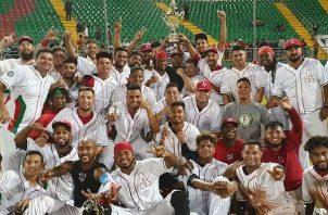 Astronautas, último equipo panameño en la Serie del Caribe. Foto:Probeis