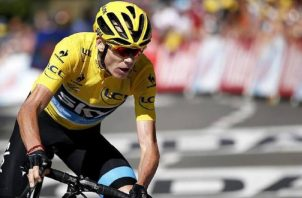 Chris Froome Foto:EFE